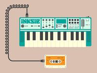 Inksie Keyboard