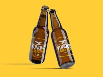 Yunque beer bierzo Spain