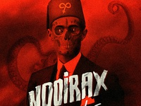 Nooriax Weekend Party Poster