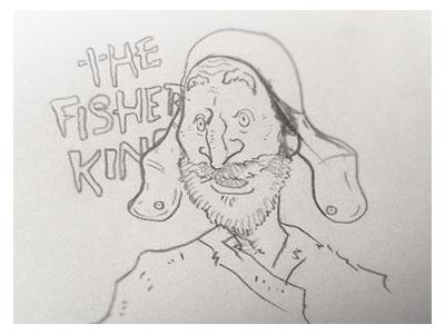 RIP robbin williams robbin rip sketch illustration dep character celebrity celeb elkaniho ckrauss