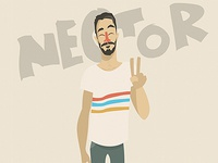 Nector is a Hipster