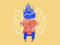 Smoking Troll