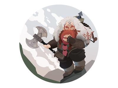 Dungeons & Dragons - Dwarf