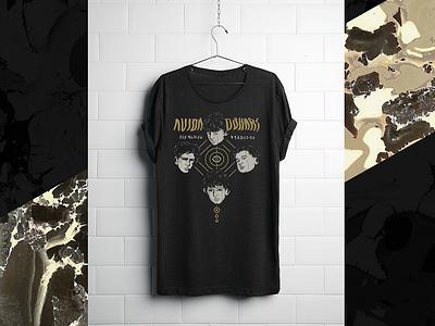 Avida Dollars T-shirt 2 hardcore rock metal design art t-shirt avida dollars