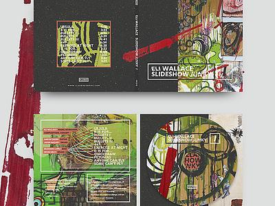 SLIDESHOW JUNKY - Eli Wallace 1 art design album art eli wallace eli wallace