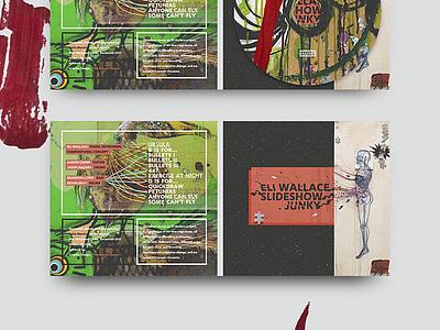 SLIDESHOW JUNKY . Eli Wallace 2 sung kim japanese album art design avant garde jazz eli wallace