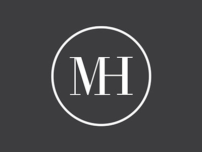 Manor House 1707 Monogram design monogram