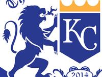 KC Royals Crest