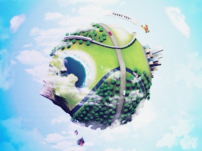 Dribbbleworld zbrush dribbble logo 3ds max photoshop world micro logo illustration earth 3d planet