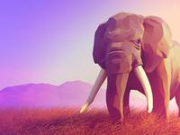 Elephant 1080p