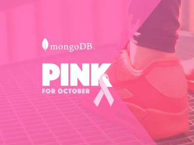 MongoDB - Breast Cancer Awareness