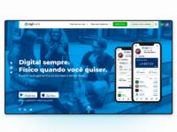 Agibank website redesign