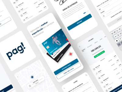 Pag - wallet app