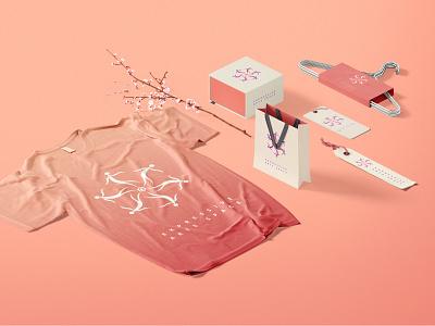 Expressive Arts Space Re-brand photoshop illustrator rebrand branding design logo minimalist
