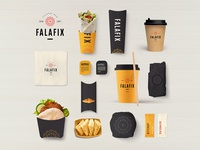 Falafix Branding