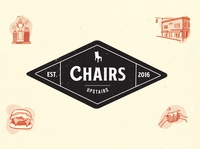 Chairs logo and illustrations