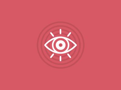 Eye Icon w/ Grid