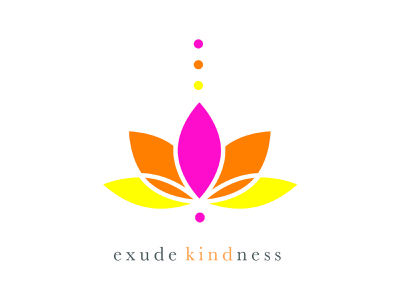 Kind Lotus vector calm logo lotus buddhism illustration