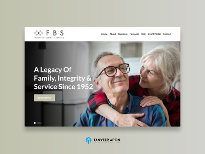 Attorney & Law Firm Company Website Design legacy couple family firm law attorney minimal clean awesome company ui ux web page design landing page design web design design