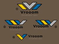 Logo Challenge 5 - Vrooom