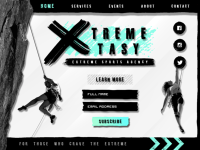 Xtreme Xtasy Homepage