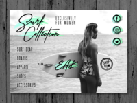EAK Surf Collection Landing Page 2