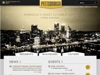 Pittsburgh Website