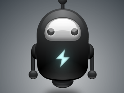 Robo.to dock icon app robot dock icon
