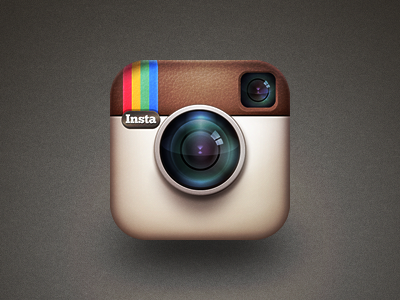 Dribbble instagram