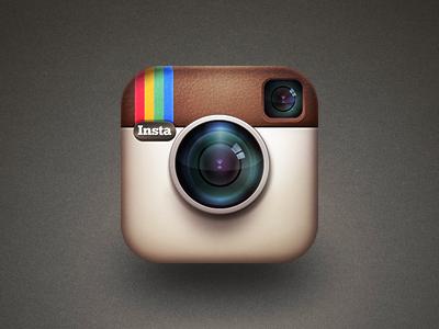 Instagram icon ios iphone instagram