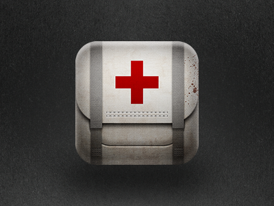 the reckoning medkit ios android icon