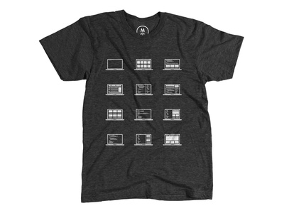 Web Design Shirt web design t-shirt shirt cotton bureau code screen layouts