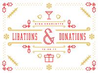 Libations & Donations