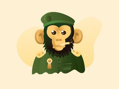 Macaco Ditador