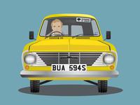 Bedford Ha 1978 Van