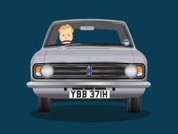 Ford Cortina Mkii 1970