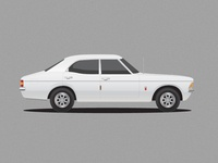 Ford Cortina Mk3 1600