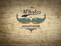 Whales or Moustache?