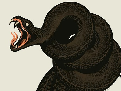 Sinner adobe illustrator texture snake wacom bamboo vectorart vector illustration digital illustration digital vector art design illustrator graphic design cartoon vector illustration