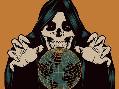 Dead illustration digital vector art illustrator vector graphic design design illustration
