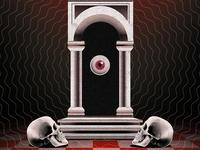 Fatum lofi poster design graphic design illustration