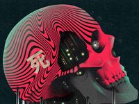 Artificial Selection digital illustration poster design graphic design illustration
