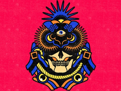 UNHOLY poster design graphic design illustration
