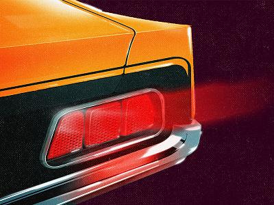 FURY vintage retro car music vinyl vinyl cover aesthetic character graphic design vector design illustration