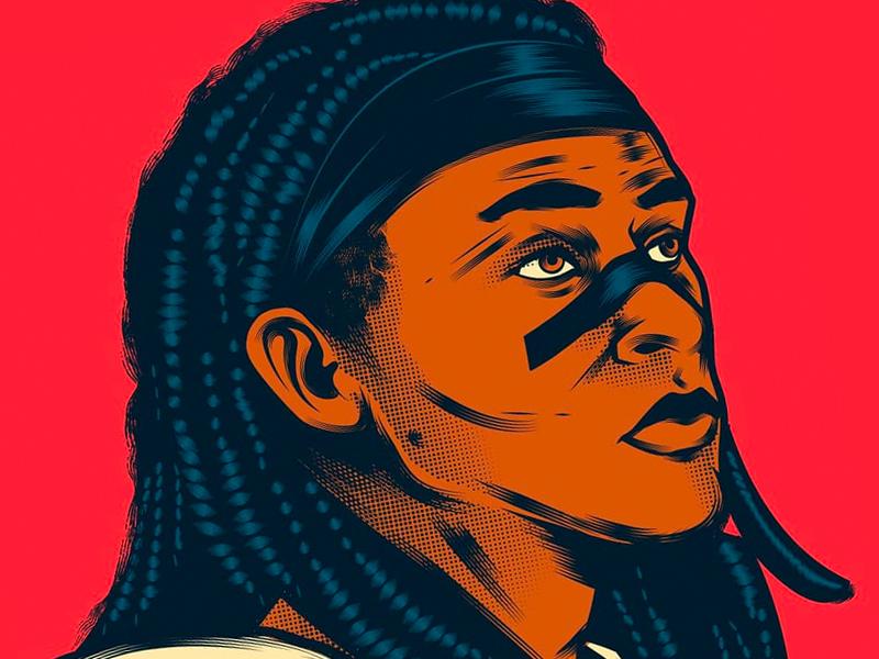 DeAndre Hopkins adobe illustrator wacom tablet wacom intuos vectorart vector illustration vector graphic vector artwork vector design texture character digital stay rotten illustration digital vector art illustrator graphic design vector design illustration