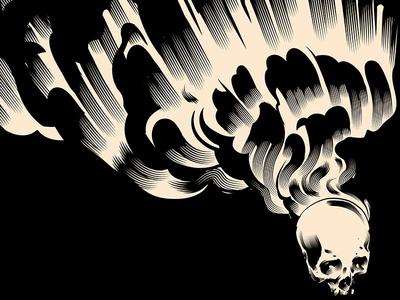 Lights digital illustration digital art wacom bamboo wacom tablet adobe illustrator ai vector illustration vectorart poster art poster design stay rotten vector art illustration digital graphic design illustrator skull vector design illustration