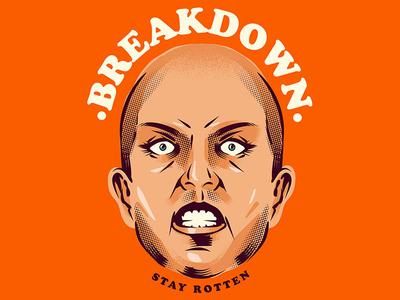 Breakdown Bitney