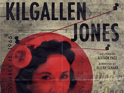 Kilgallen | Jones poster