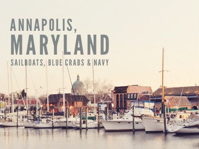 Annapolis, Maryland annapolis maryland state rebound boats crabs navy sailboats water vintage
