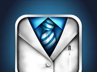 Dr coat icon 512